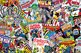 Episode 4: Are comic books our new mythology? - The Fearless Show