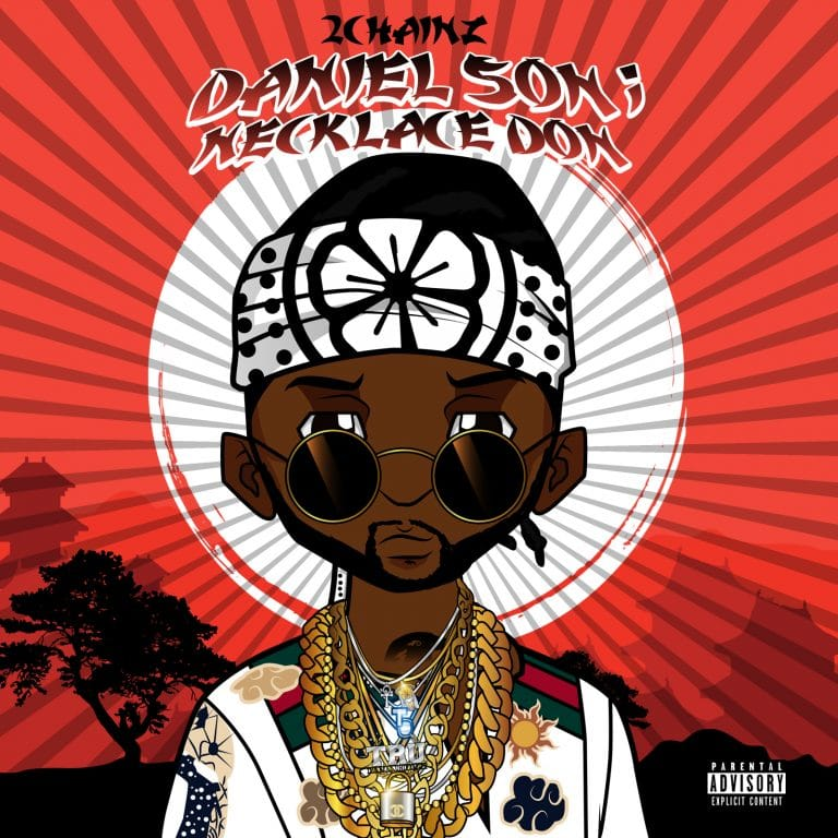 2 Chainz - Daniel Son; Necklace Don