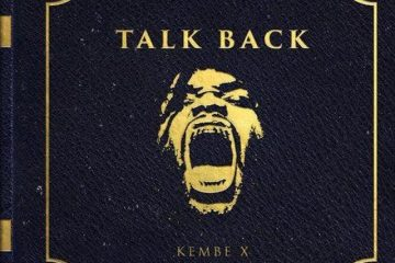 Kembe X - Talk Back