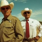 Hell or High Water - Marcus (Jeff Bridges) & Gil (Alberto Parker)