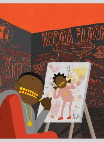 Kodak Black - Painting Pictures