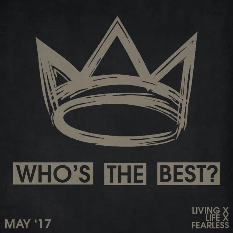 Who's the best of the month: May 2017