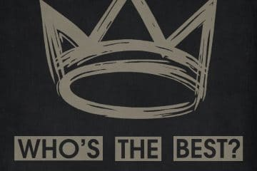 Who's the best?: August 2017