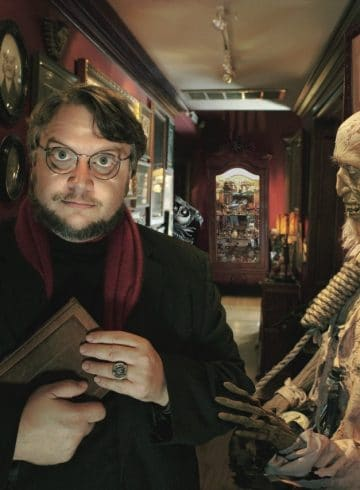 """Monsters and """"Monsters"""" in films of Guillermo del Toro   LIVING LIFE FEARLESS"""