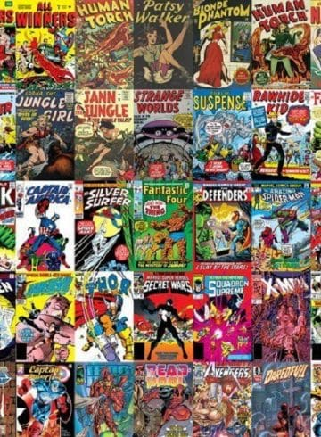 The Culture of Comics Part 1: These Days... We're All Comic Geeks   LIVING LIFE FEARLESS