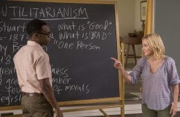 Is the Good Place trying to teach us how to be better people?   Opinions   LIVING LIFE FEARLESS