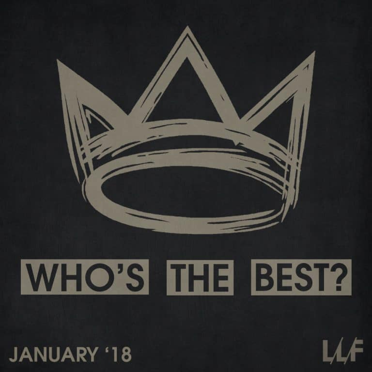 Who's the best of the month: January 2018 (VOTING) | Reactions | LIVING LIFE FEARLESS