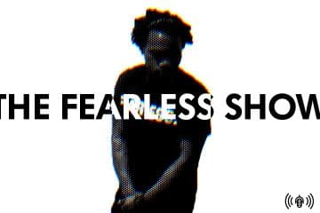 Cautious optimism for Black Panther, untraining your creative mind, and the themes of body perception and mental conditioning in Marvin Touré's art work   Podcasts   The Fearless Show   LIVING LIFE FEARLESS