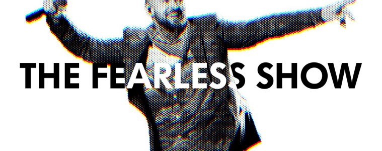 Getting real philosophical about Altered Carbon's high-concept sci-fi and Justin Timberlake's halftime performance | Podcasts | The Fearless Show | LIVING LIFE FEARLESS