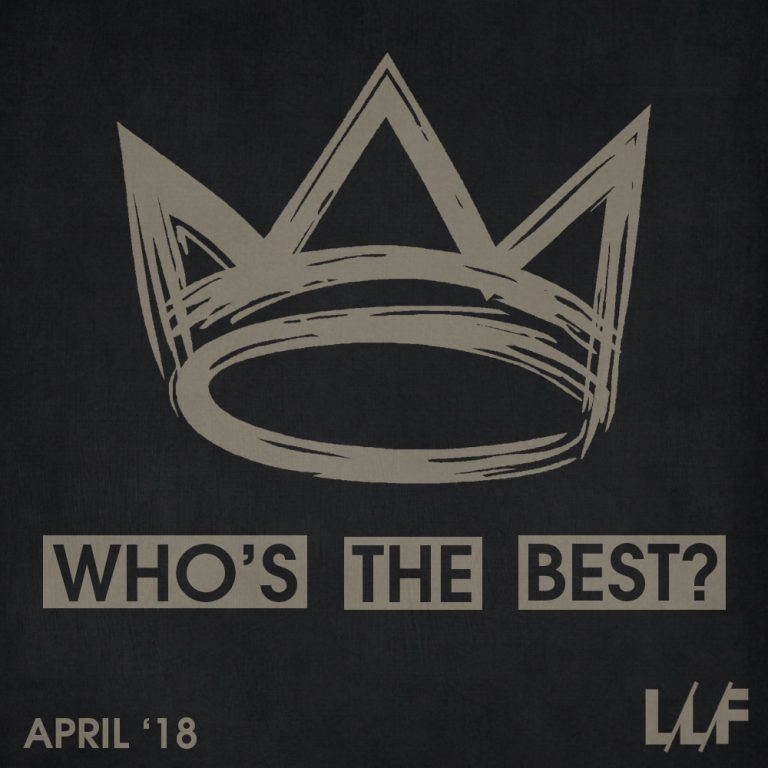 Who's the best of the month: April 2018 (VOTING) | Reactions | LIVING LIFE FEARLESS