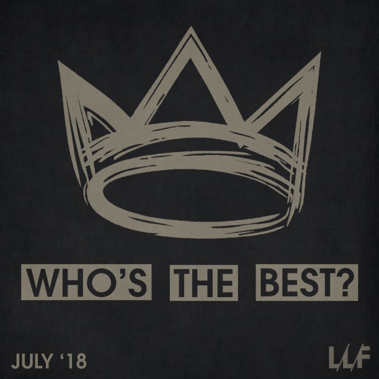 Who's the best of the month: July 2018 (VOTING) | Reactions | LIVING LIFE FEARLESS