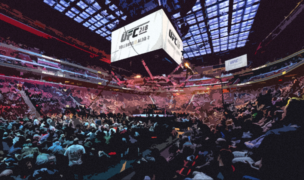The Creative Productions Behind UFC's Rise   Opinions   LIVING LIFE FEARLESS