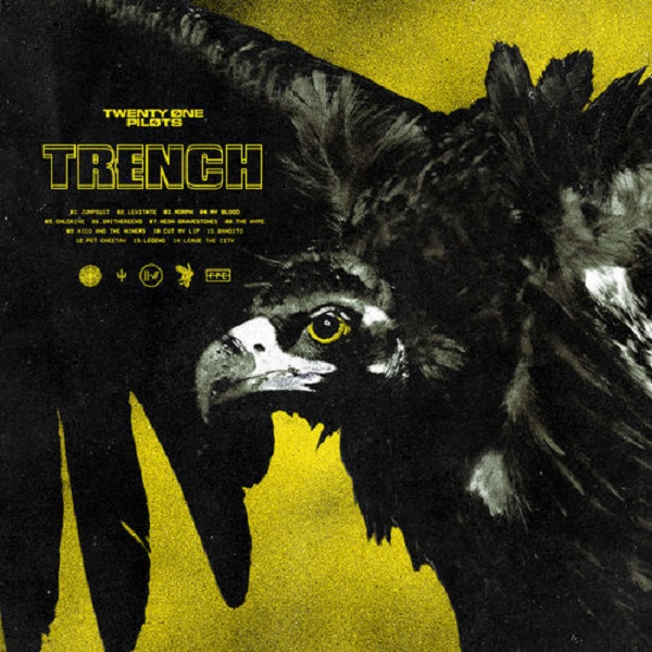 twenty one pilots - Trench   Reactions   LIVING LIFE FEARLESS
