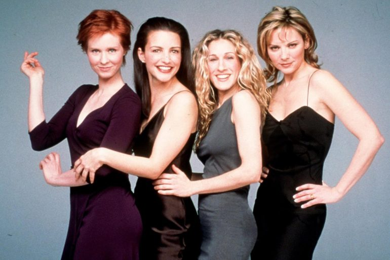 A 'Sex and the City' TV revival is in the works | News | LIVING LIFE FEARLESS