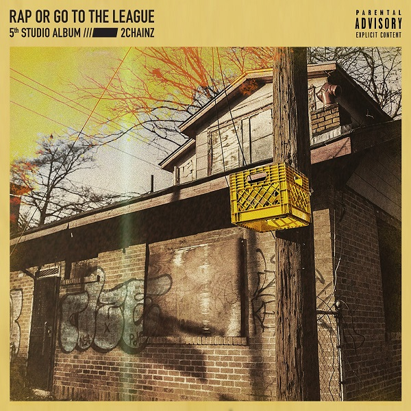 2 Chainz - Rap Or Go To The League   Reactions   LIVING LIFE FEARLESS