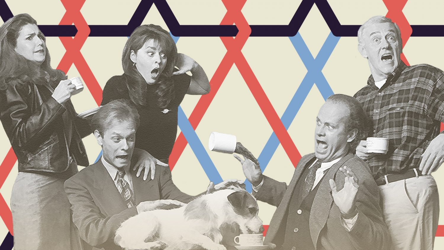 The Miss Crane Mutiny: A Feminine Speculation on the Announced 'Frasier' Reboot   Features   LIVING LIFE FEARLESS
