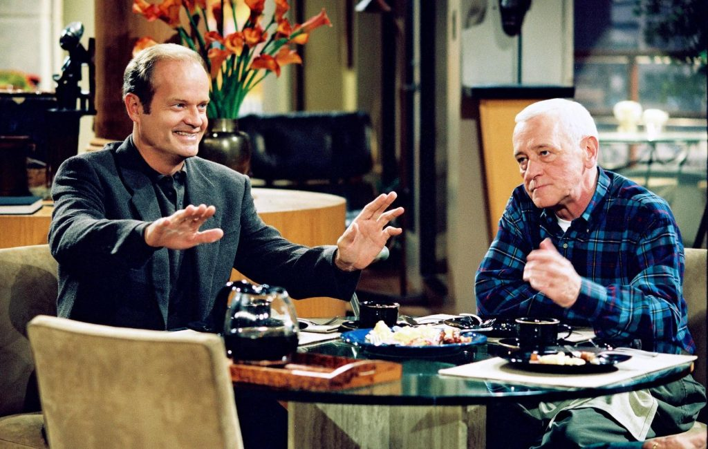 The Miss Crane Mutiny: A Feminine Speculation on the Announced Frasier Reboot   Features   LIVING LIFE FEARLESS