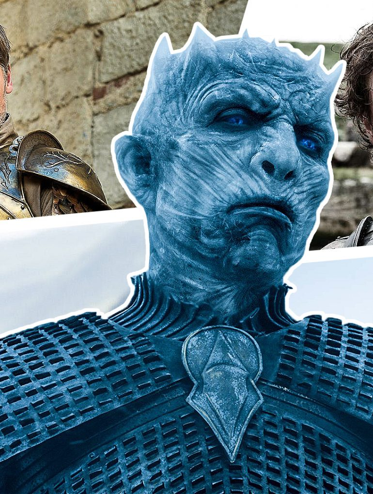 The Night King is Here, and I'm Taking All Bets that Your Favorite Character is About to Die   Opinions   LIVING LIFE FEARLESS