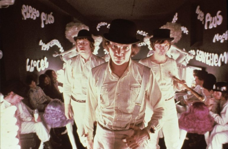 """An unfinished 'sequel' to Anthony Burgess' masterpiece, """"A Clockwork Orange"""" has just been found 