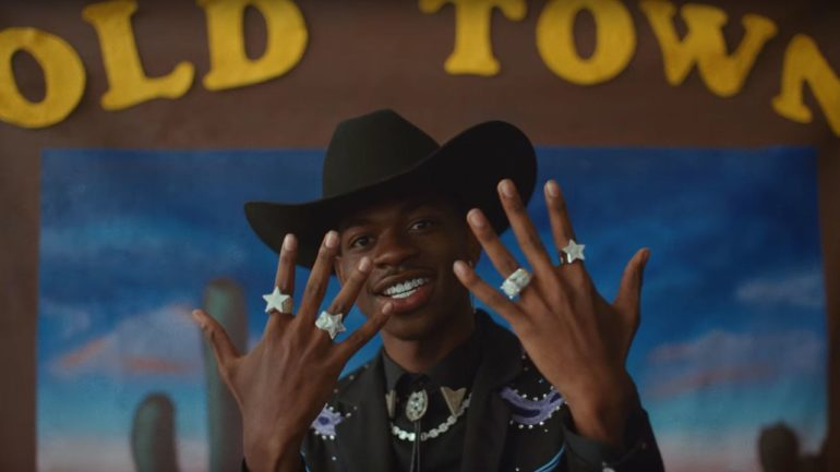 """Andddd just like that, Lil Nas X has been sued over """"Old Town Road"""" 