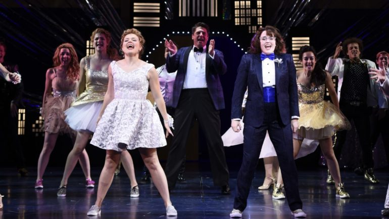 Netflix jumps into musicals with star-studded 'The Prom'   News   LIVING LIFE FEARLESS