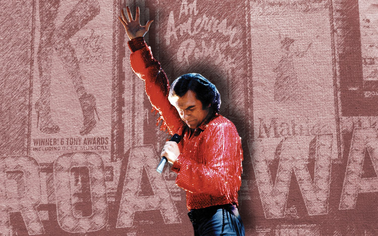 Neil Diamond's Biographical Musical Will Save the World   Features   LIVING LIFE FEARLESS