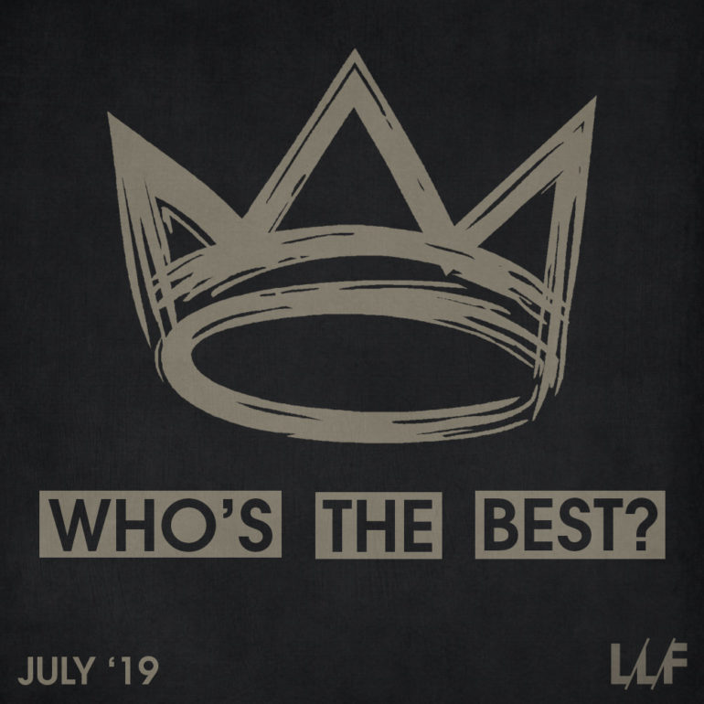 Who's the best of the month: July 2019 (VOTING)   News   LIVING LIFE FEARLESS