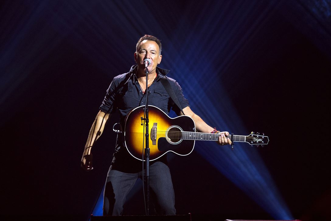 Busy times ahead for Bruce Springsteen as he's set to guest program Turner Classic Movies - LIVING LIFE FEARLESS