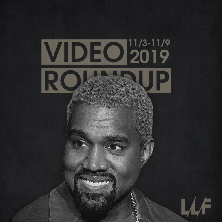 Video Roundup 11/3-11/9   News   LIVING LIFE FEARLESS