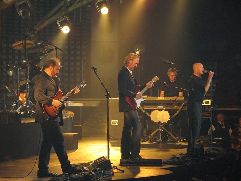 Genesis are going back on tour   News   LIVING LIFE FEARLESS