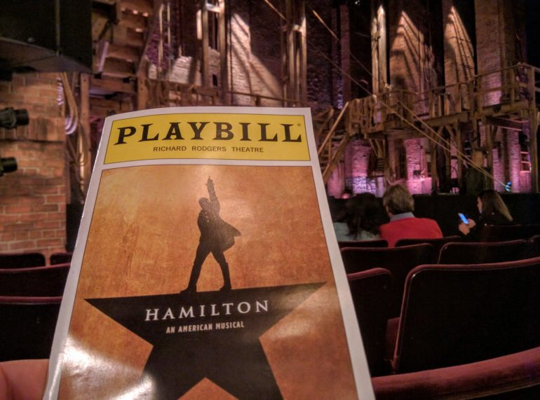 The mystery of the 'Hamilton' singalong that wasn't   News   LIVING LIFE FEARLESS