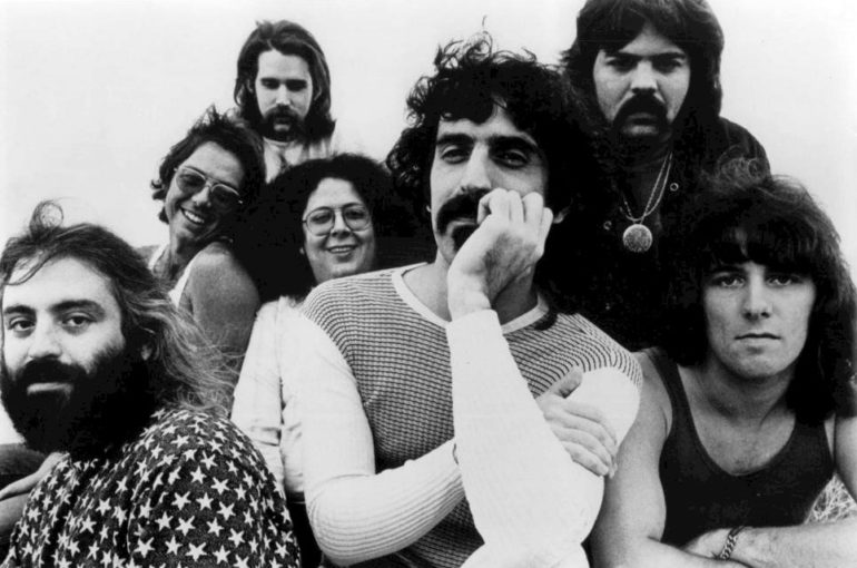 A New Frank Zappa Documentary on its Way   News   LIVING LIFE FEARLESS