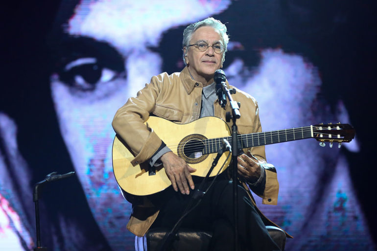 A documentary on Brazilian music legend, Caetano Veloso, to premiere at Venice Film Festival | News | LIVING LIFE FEARLESS
