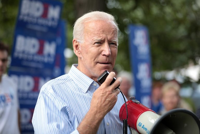 """Trump pushes tweet that implies Biden was introduced to N.W.A's """"F*** the Police""""   News   LIVING LIFE FEARLESS"""
