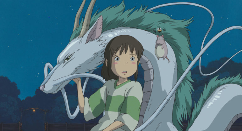 Studio Ghibli releasing over 400 images from its films for free   News   LIVING LIFE FEARLESS