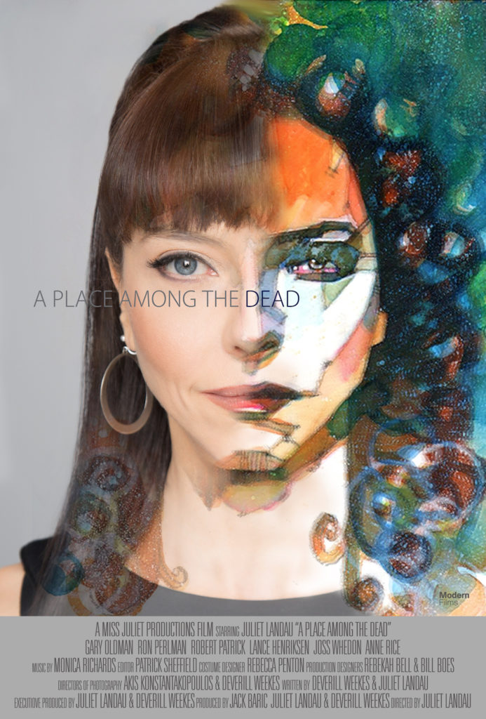 Juliet Landau Discusses Her Meditation on Narcissism & Evil in 'A Place Among the Dead' | Hype | LIVING LIFE FEARLESS