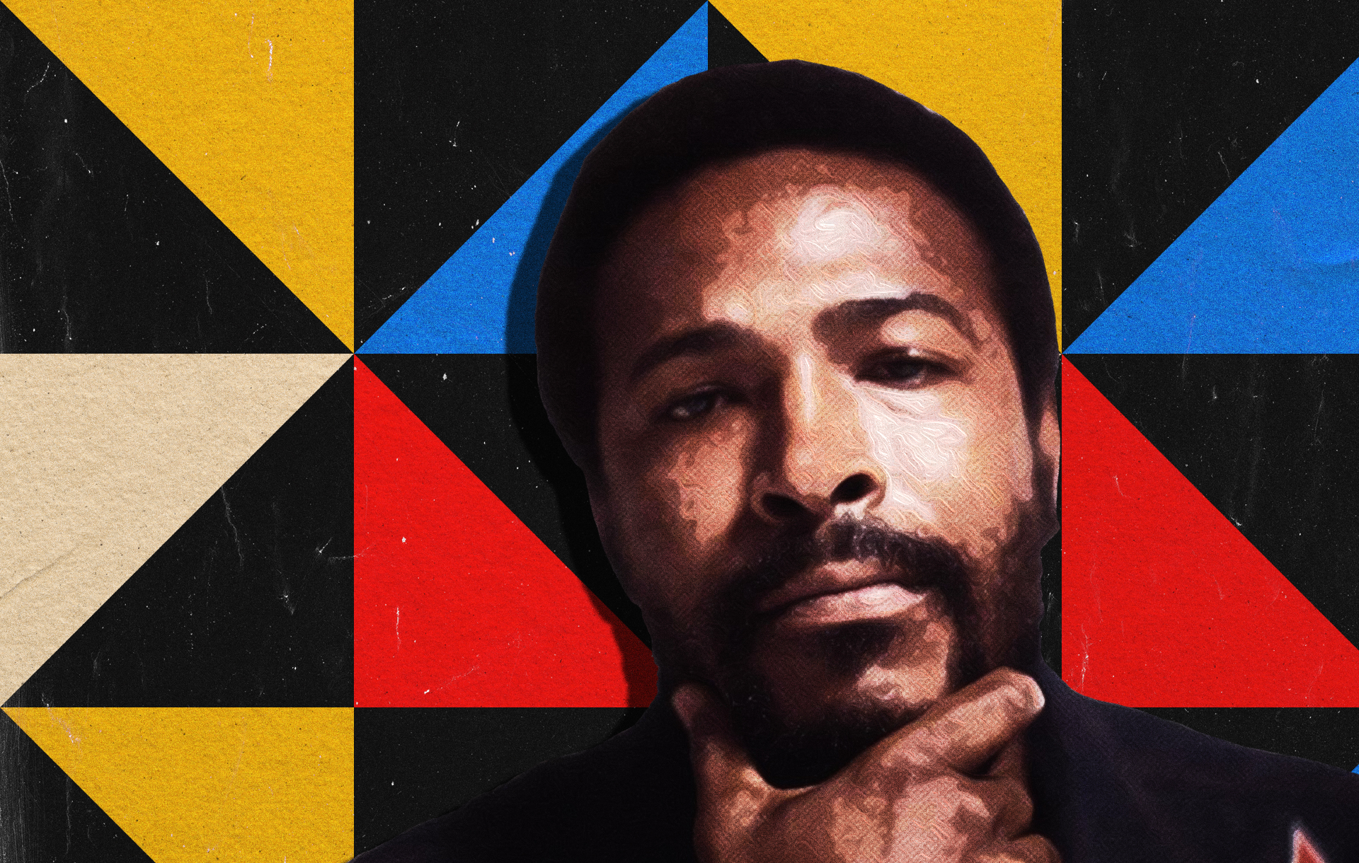 Marvin Gaye - Portrait of A Music Genius As A Tortured Artist   Features   LIVING LIFE FEARLESS