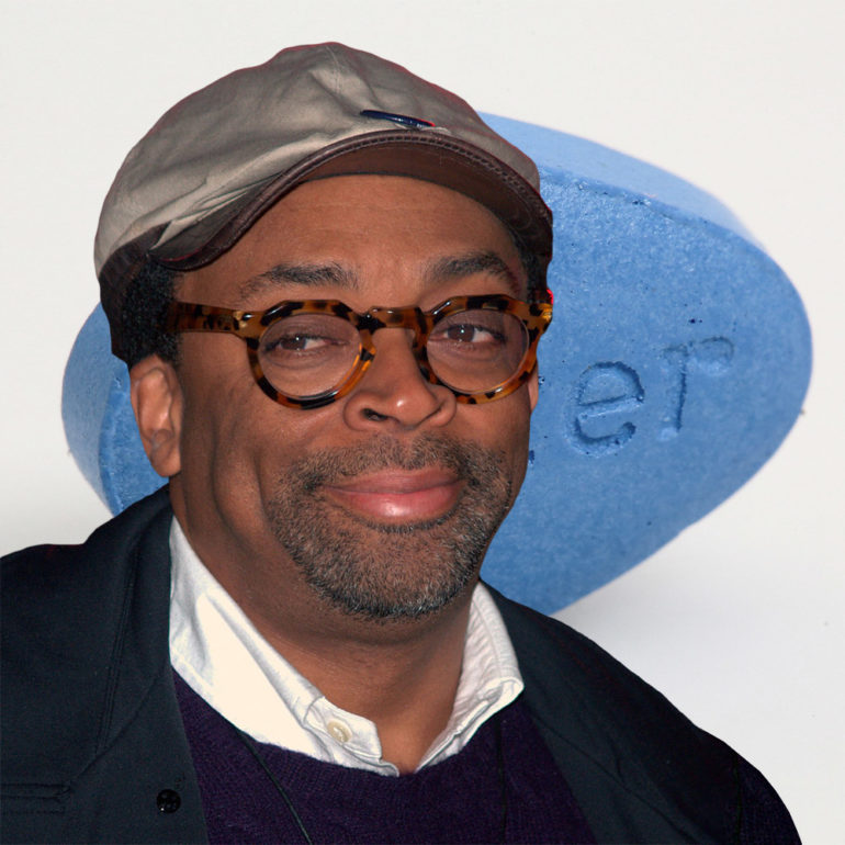 Spike Lee set to direct a movie musical about Viagra   News   LIVING LIFE FEARLESS