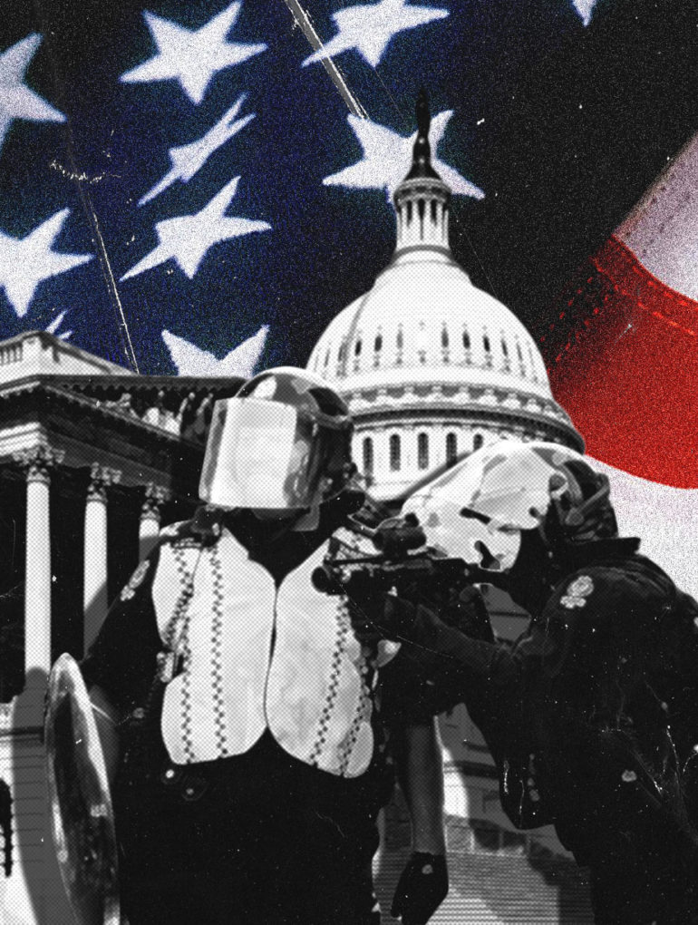What Should, and Should Not Happen With Capitol Riot Movies | Opinions | LIVING LIFE FEARLES