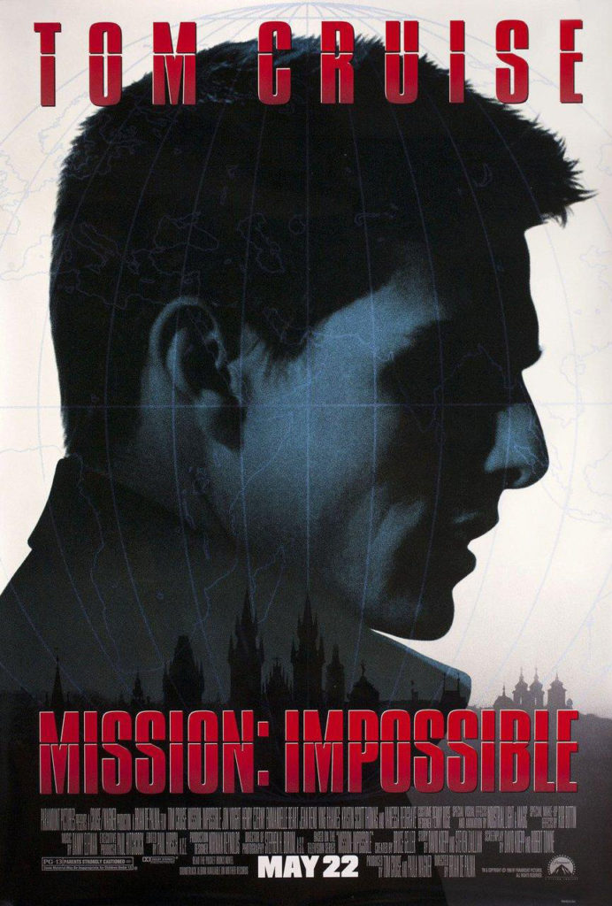 25 Years Ago, 'Mission: Impossible' was a Twisty Triumph and Start of a Legendary Franchise | Features | LIVING LIFE FEARLESS