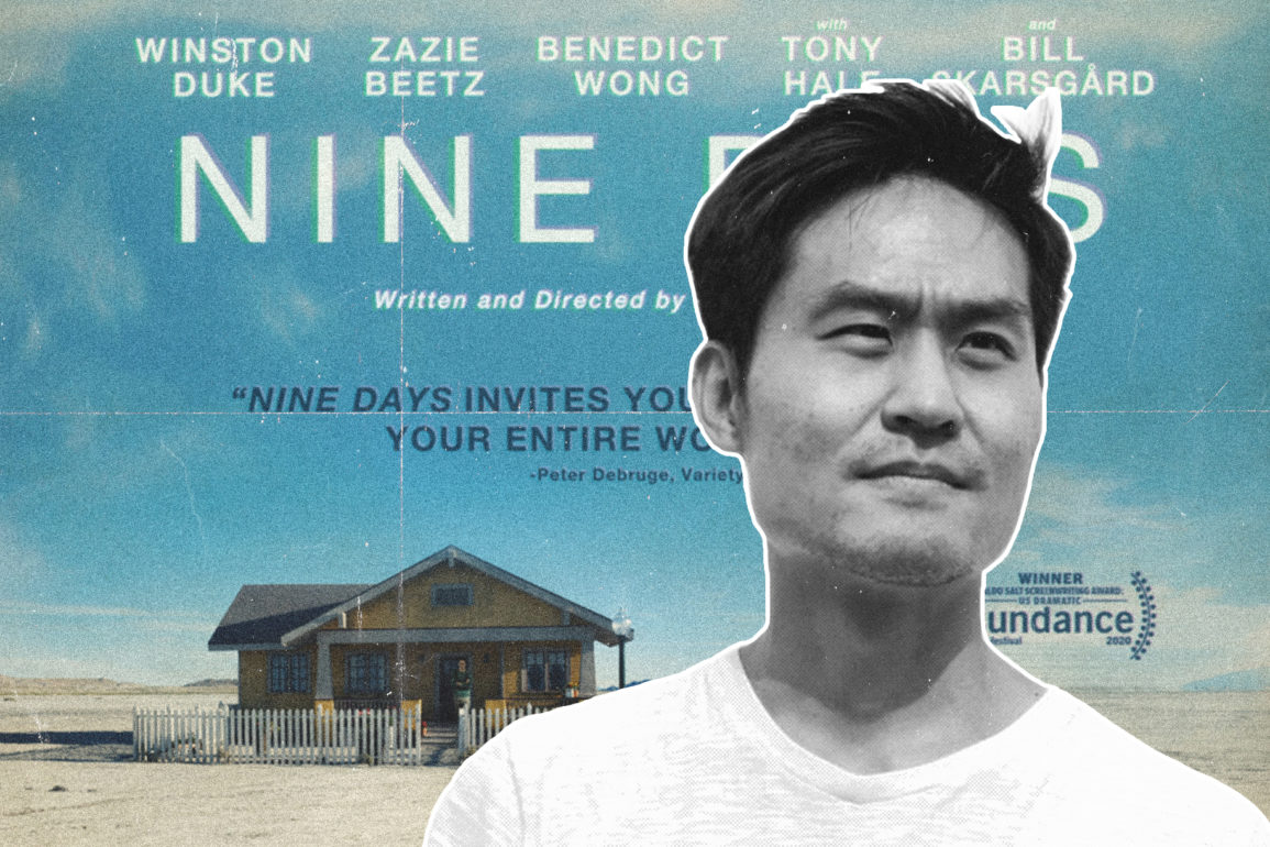 Edson Oda On His Feature Debut, 'Nine Days,' Winston Duke, Marvel Actors, & Working With Spike Jonze | Hype | LIVING LIFE FEARLESS