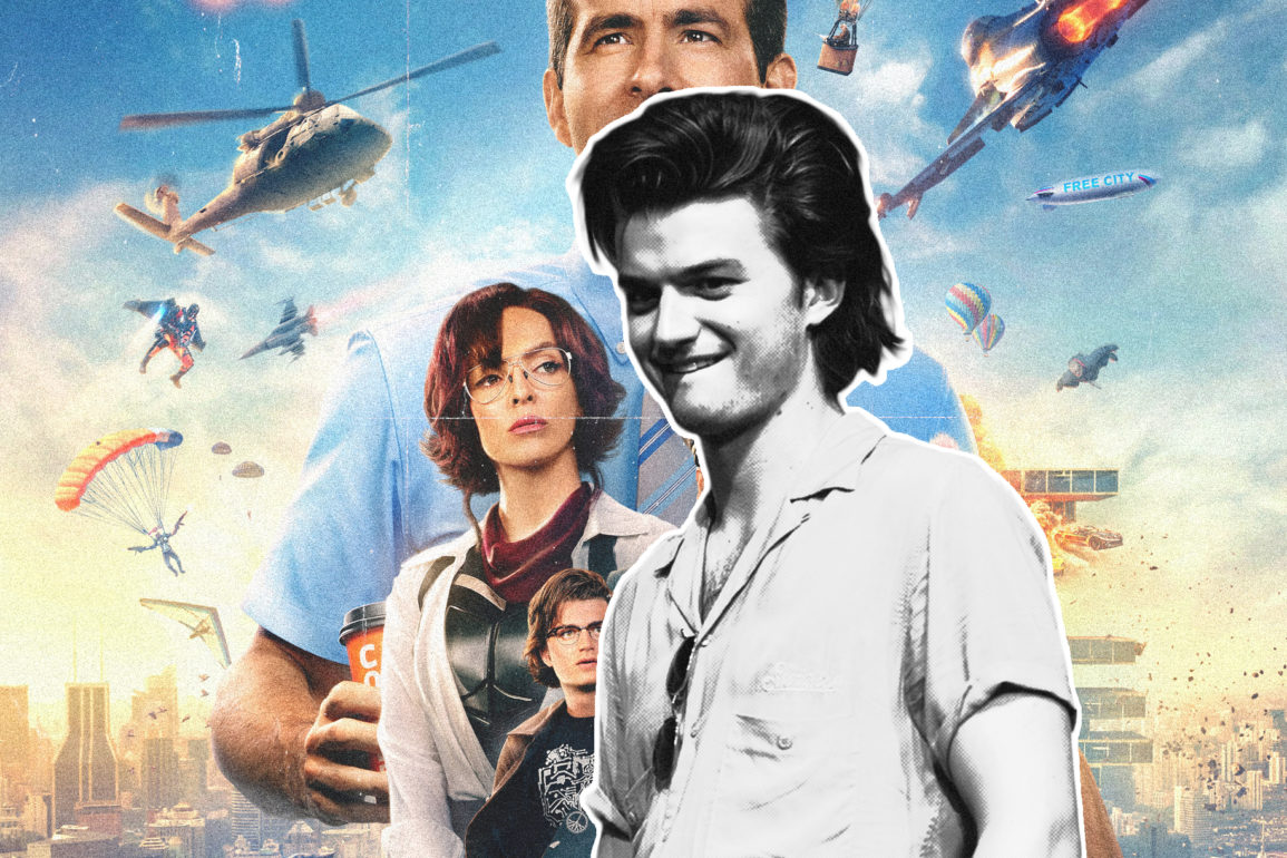 Interview: Actor Joe Keery On 'Free Guy', 'Stranger Things', Videogames, And More   Hype   LIVING LIFE FEARLESS